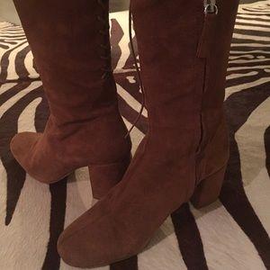 Tall Zara Suede Boot
